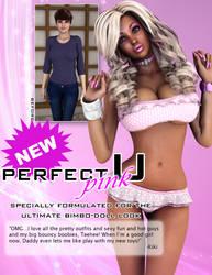 PerfectU Pink by Dynamoob