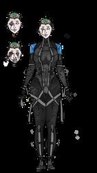 Harrison containment attire Ref