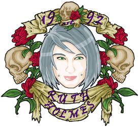 Ruth by Morde