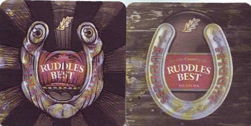 Ruddles Monster by Morde