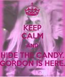 Keep Calm Wraith Poster #20 - Gordon's Sweet Tooth