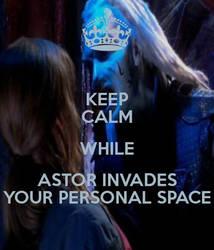 Keep Calm Wraith Poster #28 - Astor's Invasion by VelvetKevorkian333