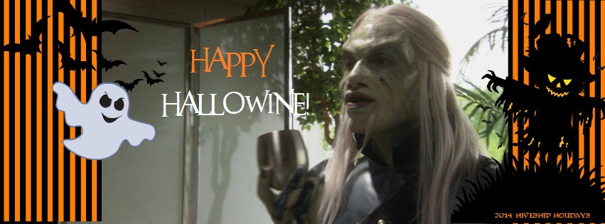 Wraith LOLIDAY FB TImeline Cover (Halloween)-Shawn by VelvetKevorkian333