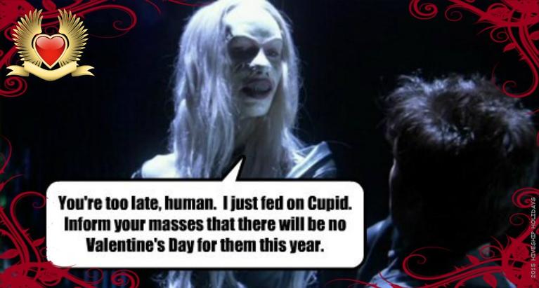 Wraith LOLiday Greeting (Valentines Day-Betty) by VelvetKevorkian333