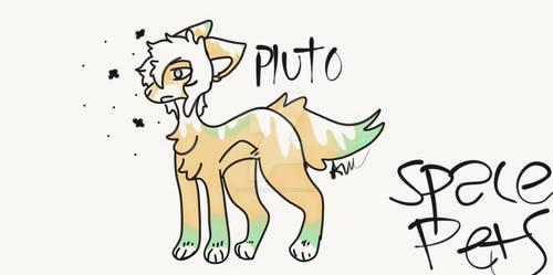 Pluto - Space Wolf Species
