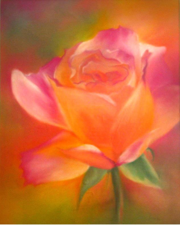 Pastel Flower By Luckydumplingg On Deviantart