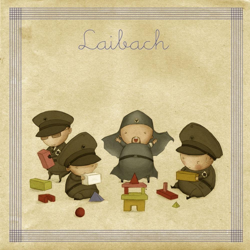 Laibach Das Spiel Ist Aus By Black Machinery On Deviantart