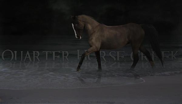 ^ Twilightstars ^ horses Quarter_Horse_Creek___Manip_by_Stellabella2