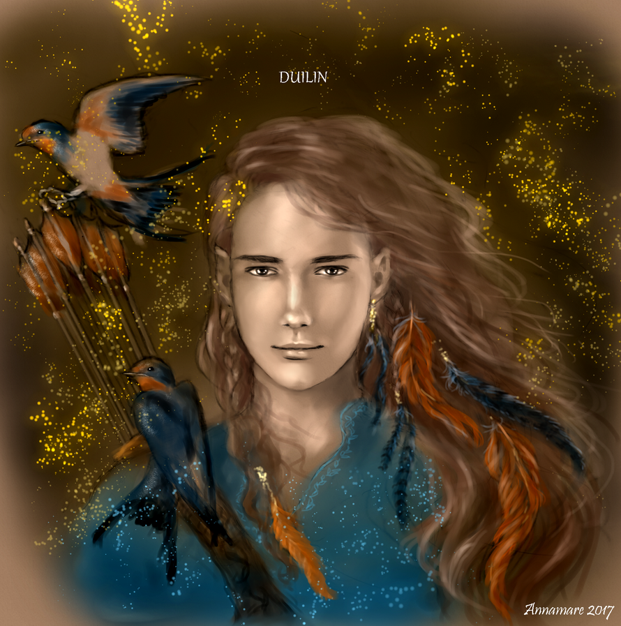 Duilin, Lord of the Swallow by annamare