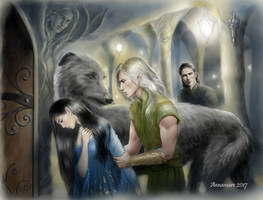 They held Luthien fast by annamare