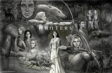 Hunters Wallpaper by annamare