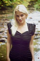 Hailey in Black by johnebodnar