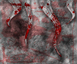 Blood and guts by tid100