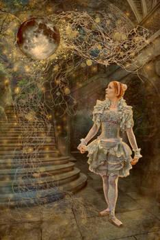 Full Moon Magick | Queen of Cups | Tarot