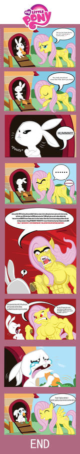 Fluttershy is Fed Up Angel.