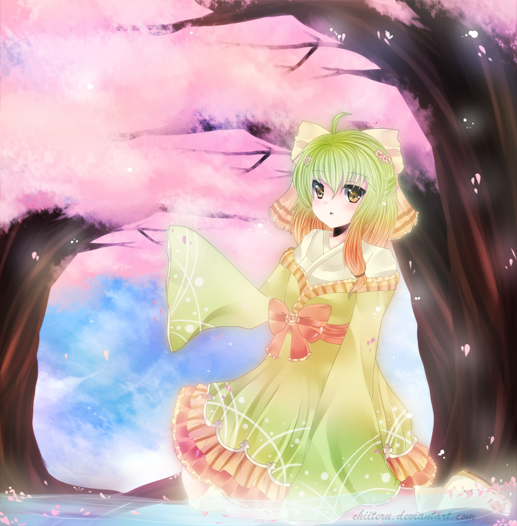 Blossoms by Chiiteru