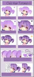 Hair Tutorial by Chiiteru