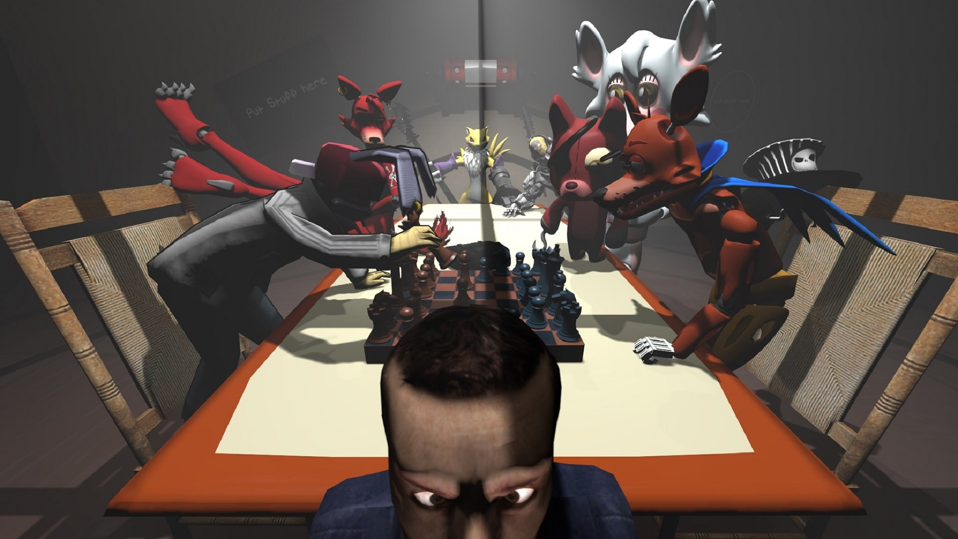 -= Monday Night Chess Tourney =- by FoxValoKne