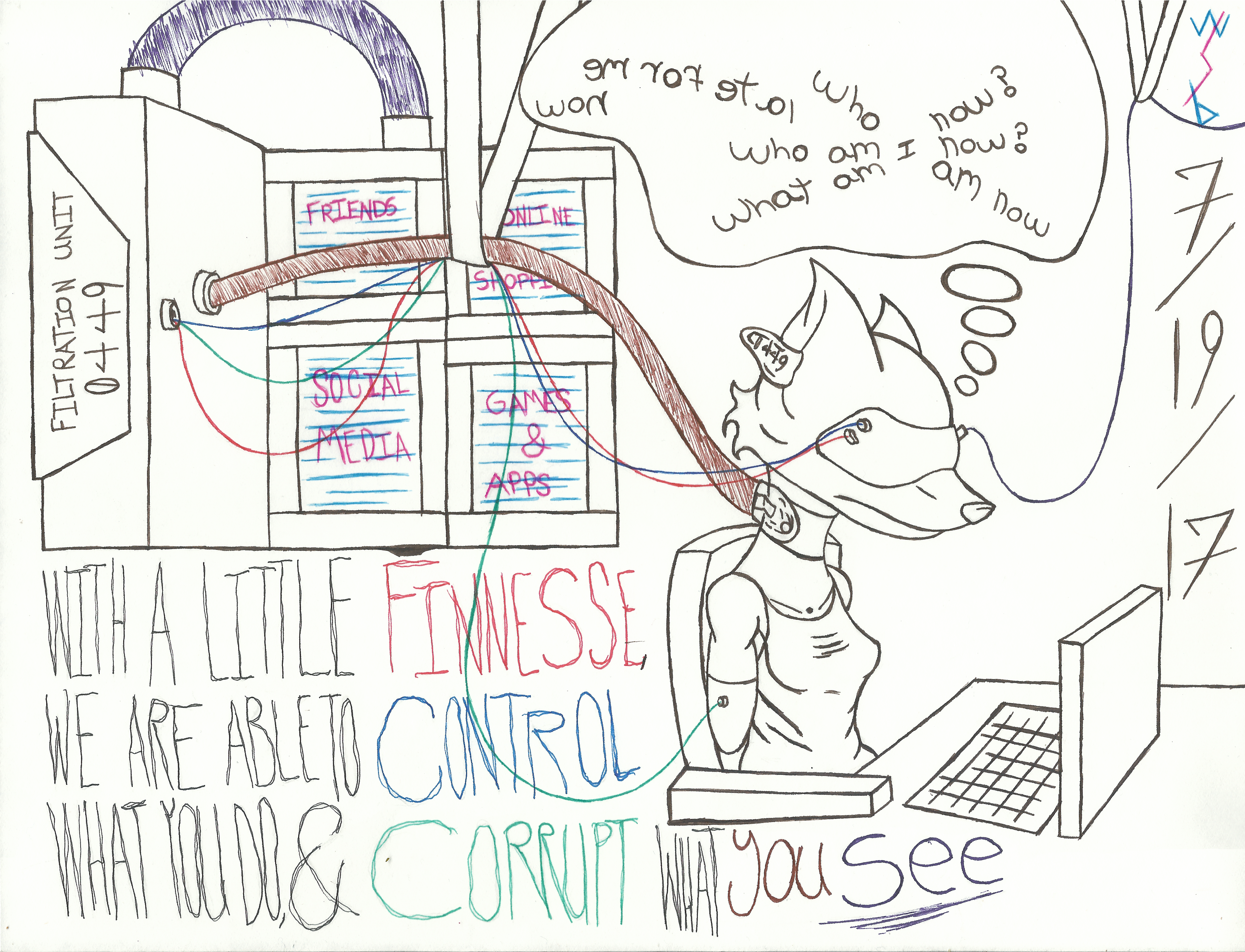 -= Cables 'n Wires 'n Programs [ Late Upload ] =- by FoxValoKne