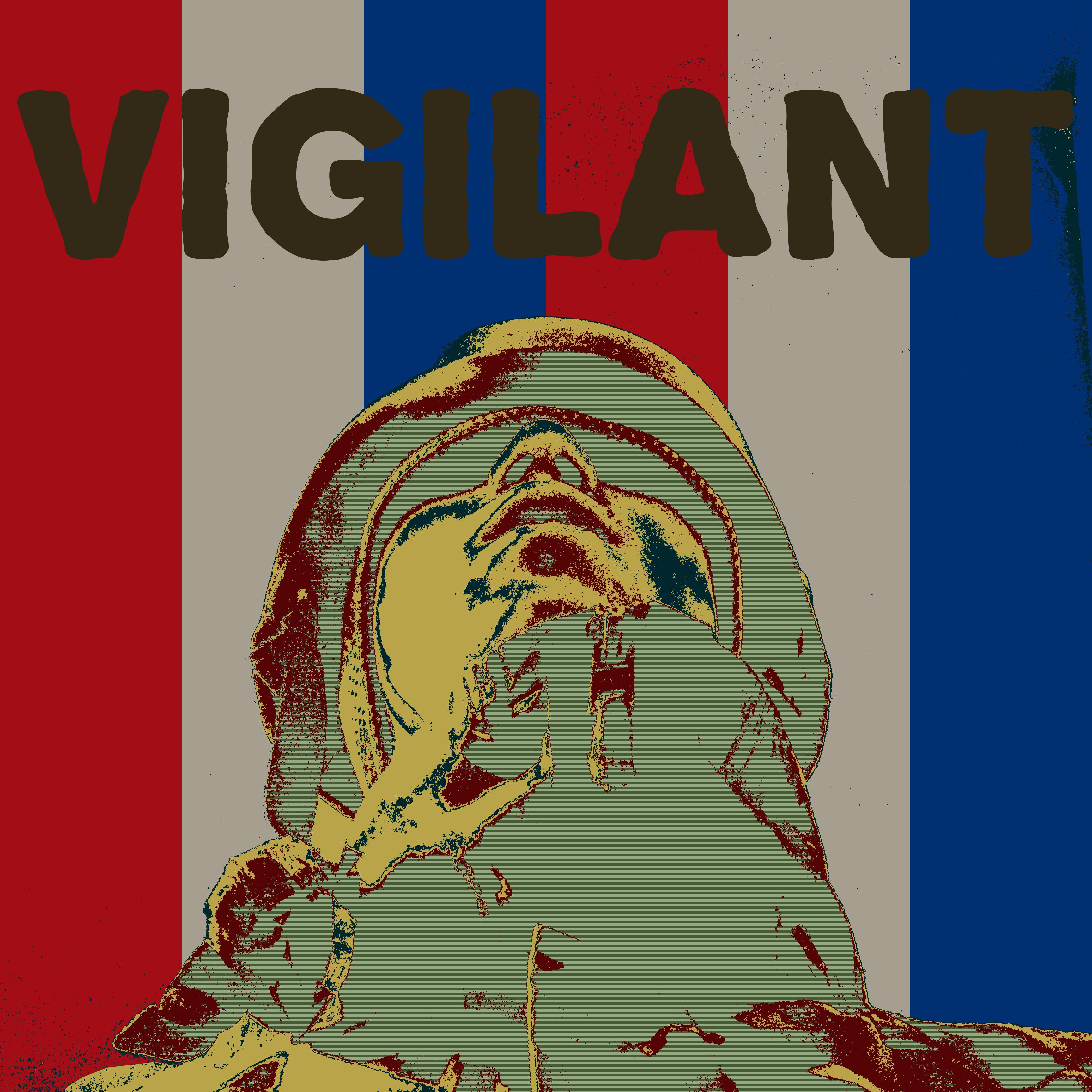 -=-=-= RAID: WWII Poster - 'Vigilant' =-=-=- by FoxValoKne
