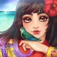 Uchinanchu Portrait