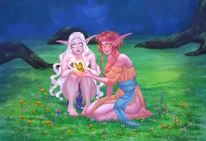 Stella and Vaeni