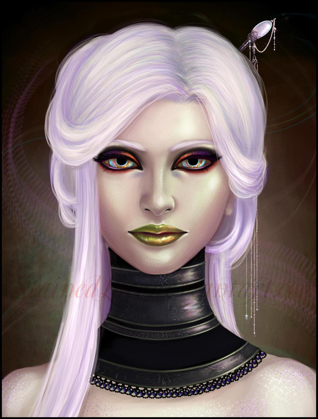 Lueva by StainedLace on DeviantArt