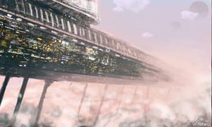Sky City by willroberts04