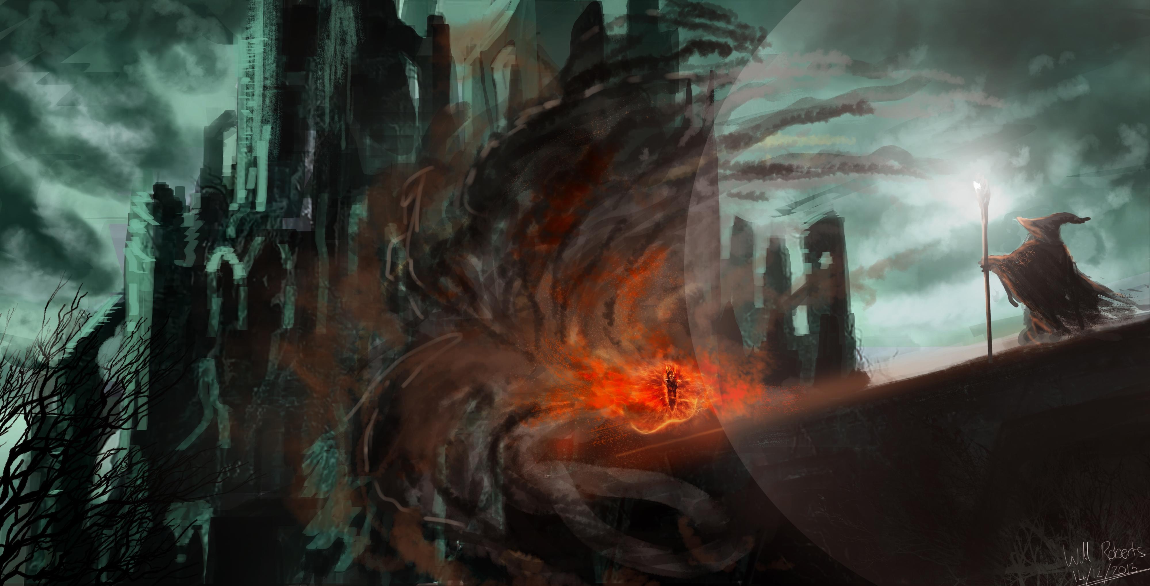The Hobbit Fan Art By Willroberts04 On Deviantart