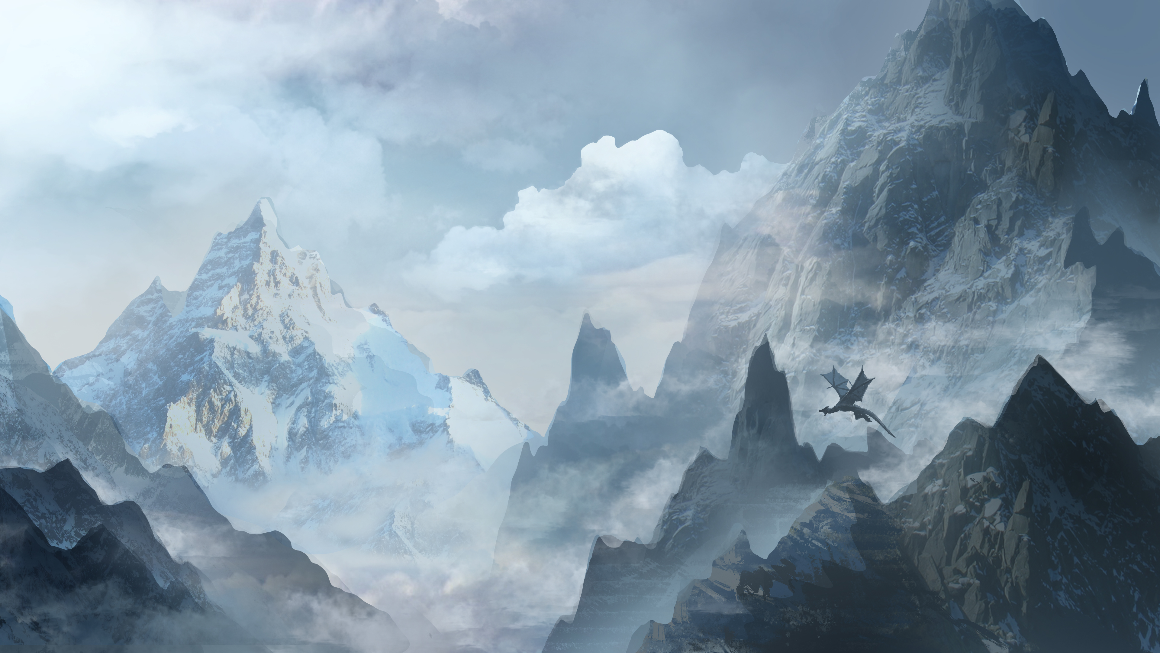 Skyrim by willroberts04