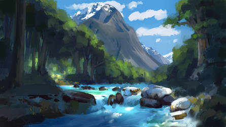 SpeedPaint by willroberts04