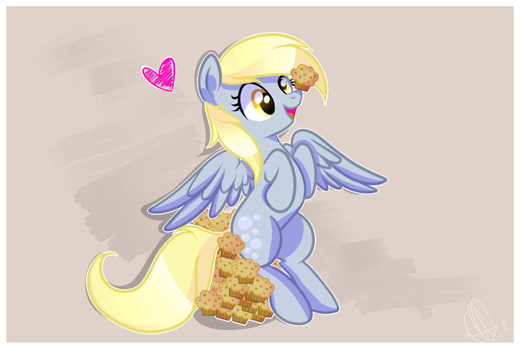 Muffins!!! by xWhiteDreamsx