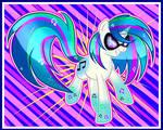 vinyl Rainbow power