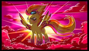 spitfire rainbow power