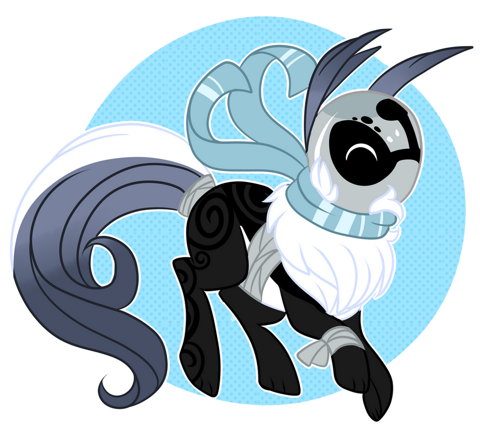froze MYO lucky chime by xWhiteDreamsx