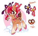 Cute deer pony auction CLOSED