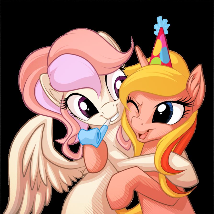 Birthdayhug By Mysticalpha-d8k1mht by xWhiteDreamsx