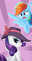 What are u doing rarity?