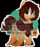 autumn pony adoptable (CLOSED)