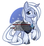 Snow Pony #3 Auction (CLOSED)