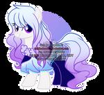 Snow pony #4 Auction (CLOSED)