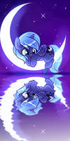 Luna In To The Moon