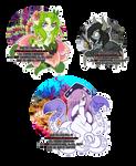 Halloween pony Auction (CLOSED)