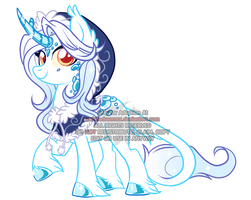 Kirin Snow Auction (CLOSED) by xWhiteDreamsx