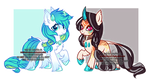 Crystal hooves Auction (CLOSED)