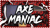Axe Maniac by ValgStamps