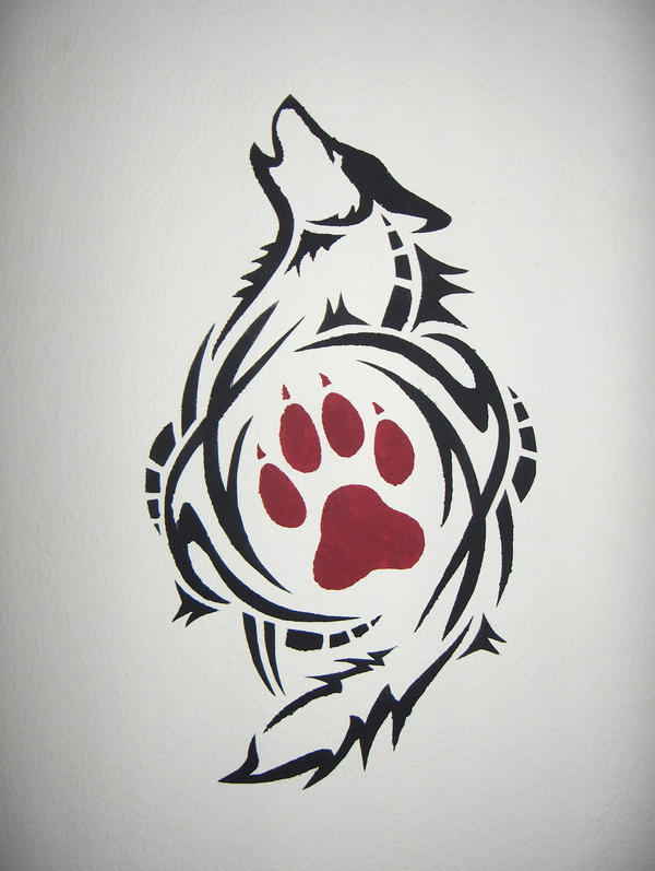 stencil-painting by wolf-lion on DeviantArt