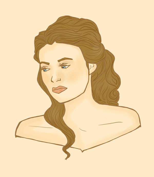 Belle by moustacheme