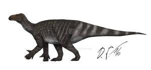 Proud Iguanodon
