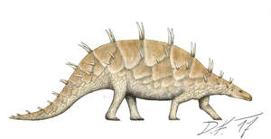 The pangolin stegosaur